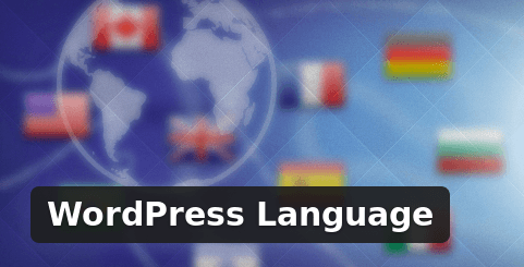 Different language for WordPress public & admin pages