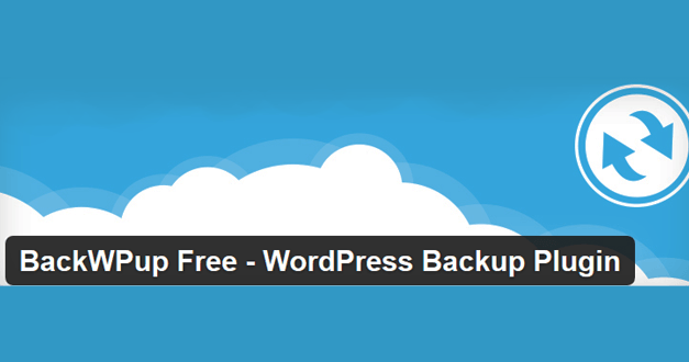 Backup WordPress with BackWPup