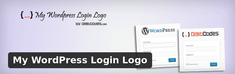 My WordPress Login Logo