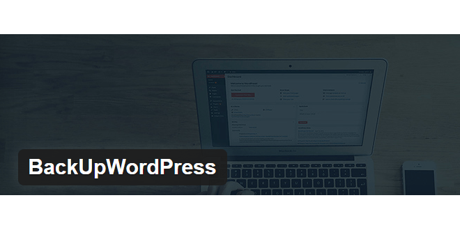 WordPress Backup with BackUpWordPress