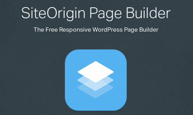 SiteOrigin Page Builder – Review