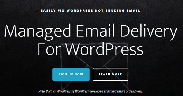 WP Email Delivery – a reliable mailing service