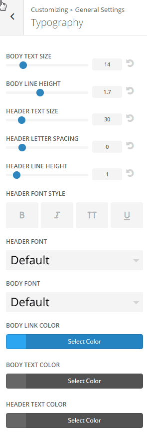 divi-customize-typography