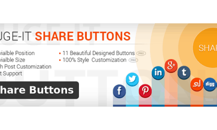 Huge-IT Share Buttons – Review