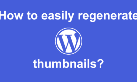 Regenerate thumbnails review
