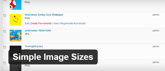 How to resize and add custom image sizes in WordPress