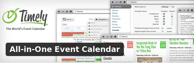 All-in-One Event Calendar – review