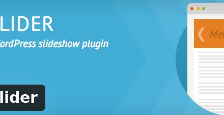Want a great slider plugin? Try Meta Slider!