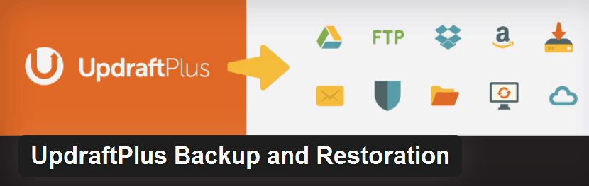 UpdraftPlus - Solution for backup and restoration of a WordPress website