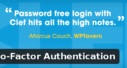 Clef Two-Factor Authentication Review