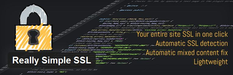 Really Simple SSL - WordPress plugin