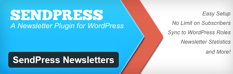 SendPress - a reliable way to create and send your newsletters