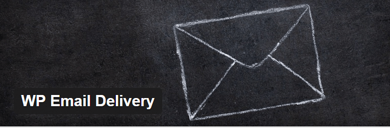WP Email Delivery provides its functionality via its WordPress Plugin