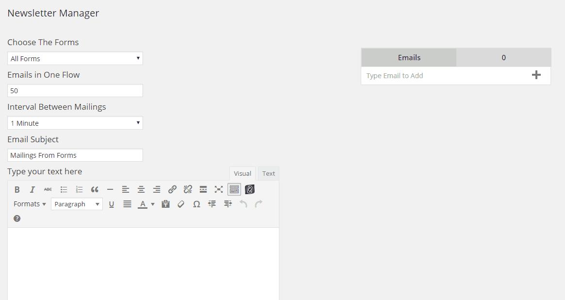 newsletter-manager